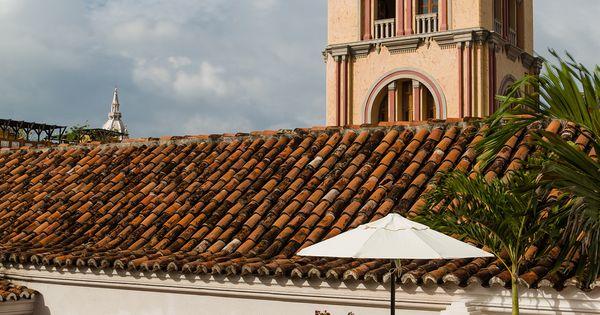 Hotel Casa San Agustín - Cartagena de Índias (Colombia) @Abigail Garnica