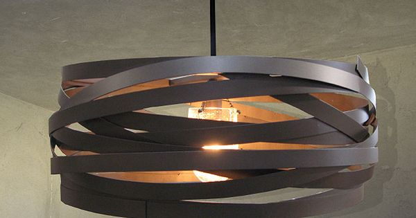 Jean de merry lighten up pinterest lights nest and ceiling lights - Tom dixon knock off ...