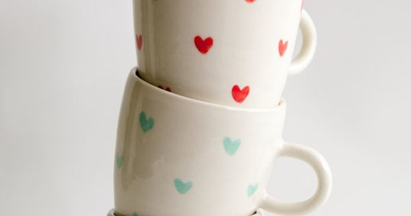 Decorate your Coffe Mugs with Sharpie
