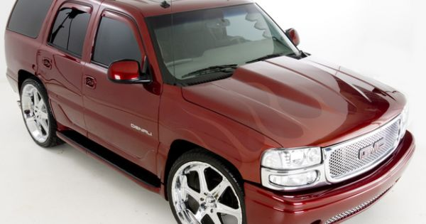 Gmc Yukon Denali Cowl Hood I May Need One Of Those Cowls