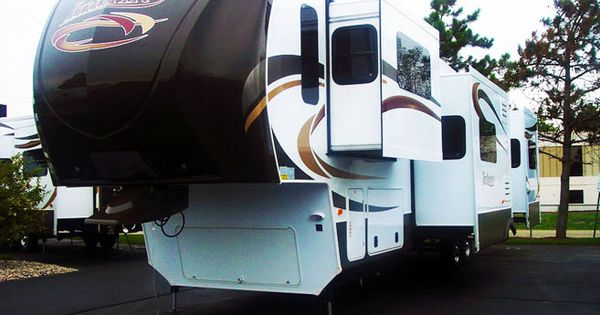 2013 dutchmen rv infinity 3750fl front living room fifth wheel for sale only 86 023 http for Front living room fifth wheel rv for sale