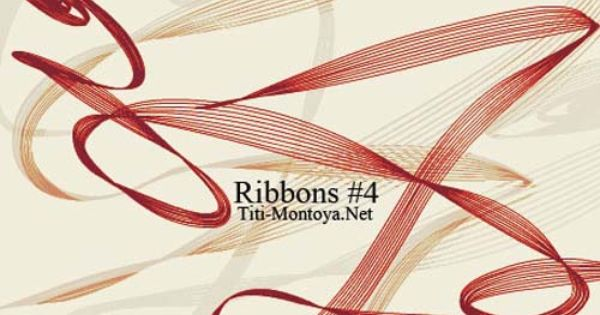 16++ Ribbon photoshop information