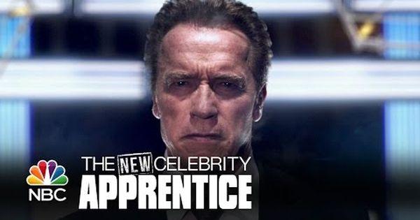 Watch Arnold Schwarzenegger Get Down To Business In New Celebrity Apprentice Promo Https Cybe Celebrity Apprentice Schwarzenegger Arnold Schwarzenegger