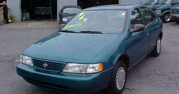 Nissan Sentra Model B14 Series Service Repair Manual 1999
