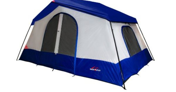 Suisse Sport Rushmore 8 Person Cabin Style Tent 14 X 10