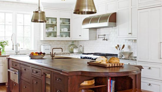 Top 10 Countertop Materials Wood kitchen countertops and Countertops