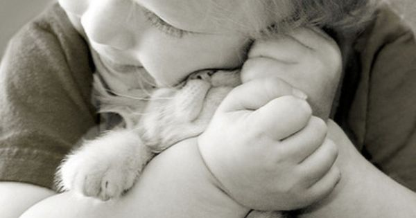 Pets are good for kids. But kids might not be so good