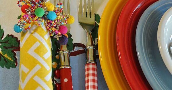 Vintage kitchen table round - The Little Round Table Summer Forecast Vintage