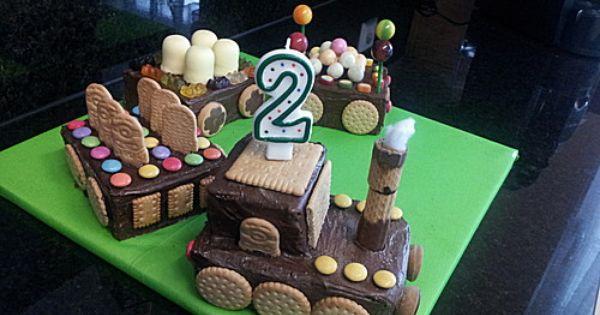 Schneller Zug Kuchen Rezept Zug Kuchen Kindergeburtstag Kuchen Zug Und Kinder Kuchen