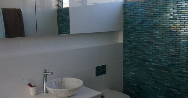 Wall Hung Vanity Concealed Cistern Mirror Shaving Cabinet And Recessed