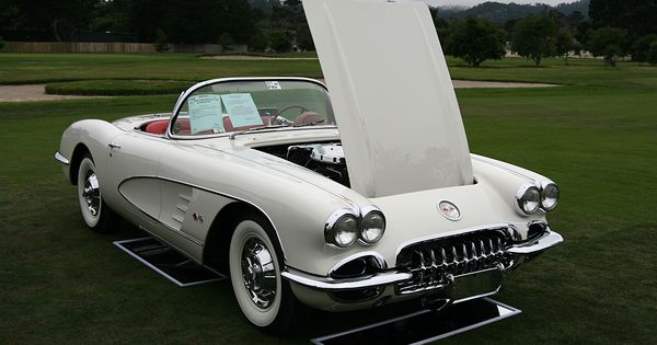 old fashioned corvette 1960 chevrolet corvette convertible 283 270 hp 4 speed did not sell. Black Bedroom Furniture Sets. Home Design Ideas