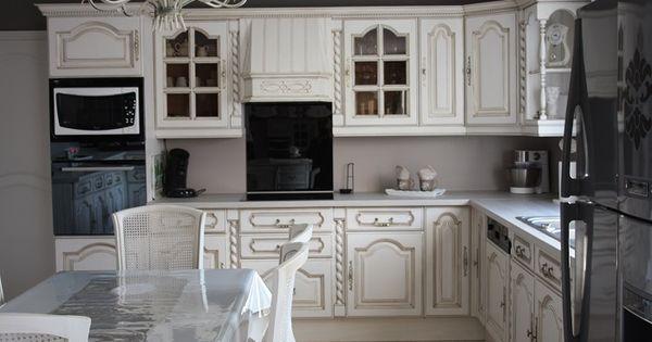 Restauration de meubles anciens cuisine relooke decoration nouveaute peint cuisine pinterest - Restauration de meubles anciens ...