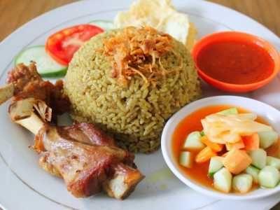 Resep Nasi Kebuli Kambing Rice Cooker Khas Arab Bumbu Balado