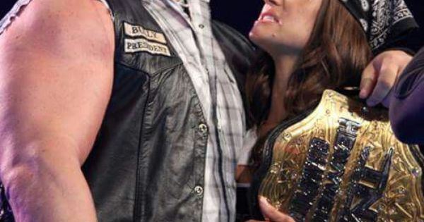 Bully Ray & Brooke Tessmacher | Brooke Adam | Pinterest ... Brooke Tessmacher Aces And Eights
