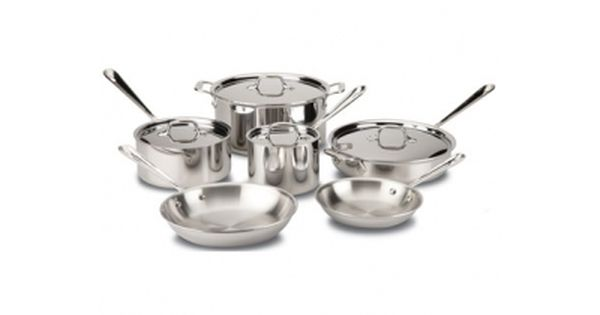 Abt Com All Clad 8400000962 Dishwasher Safe Cookware Safest Cookware Cookware Set Stainless Steel