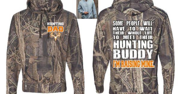 Beer koozie hunting dad hoodie camo hunting shirt hunting for Shirts and apparel koozie