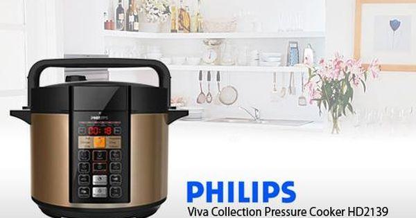 Philips Pressure Cooker 6 Liter Hd2139 Pressure Cooker Electric Pressure Cooker Philips