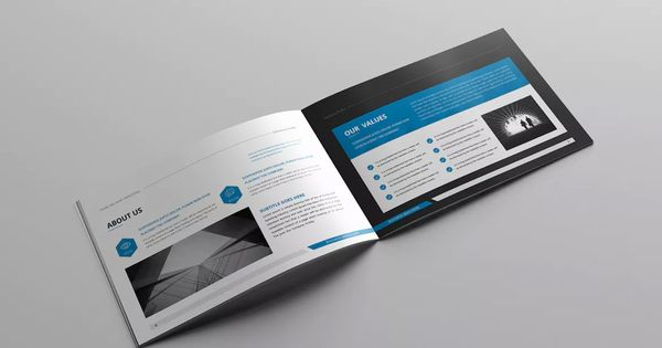 Company Profile 16 Pages Template INDD Company Profile Brochure - free business profile template