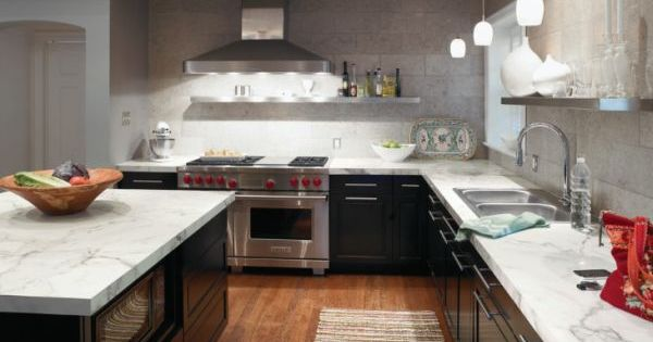 Alternatives To Granite Countertops : Loft ideas: 13 alternatives to granite kitchen counters Loft Ideas ...