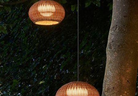 Bover Garota Outdoor Plug In Pendant Light Ylighting Com Outdoor Pendant Lighting