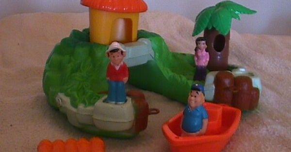 Gilligan S Island Bath Toy