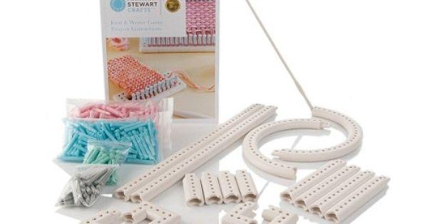 Knitting Kits Michaels : Martha stewart knitting loom patterns