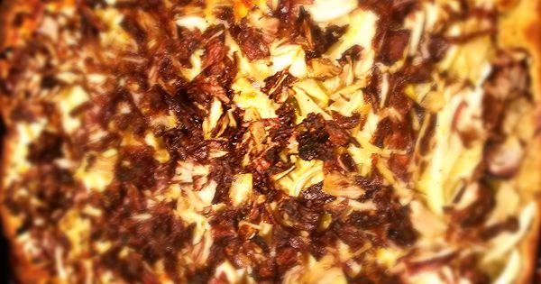Fennel, Prosciutto and Pizza on Pinterest