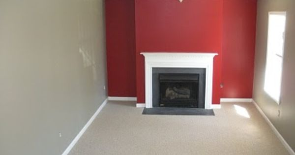 Benjamin Moore 39 S Caliente Red Rockport Gray Home