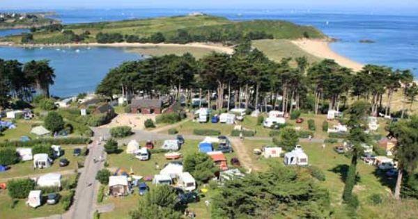 Camping Des Chevrets Près De Saint Malo Camping Vakantie Frankrijk