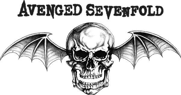 avenged sevenfold logo preto e branco pesquisa google adesivos de banda pinterest logos. Black Bedroom Furniture Sets. Home Design Ideas