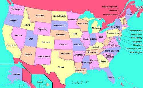 Maps of South America North America | Verenigde staten kaart,  Noord-amerika, Verenigde staten