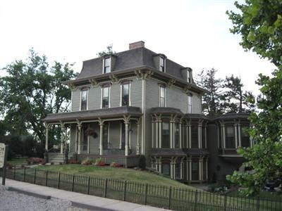 Oldhouses Com 1874 Victorian Second Empire Second Empire Victorian In Malcom Iowa Victorian Homes Historic Homes For Sale Historic Mansion