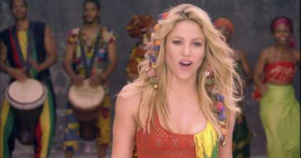 Shakira video song download