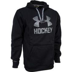 Under Armour Hockey Hoody Youth Pure Hockey Equipment Hockey Clothes Hockey Sweatshirts Hockey