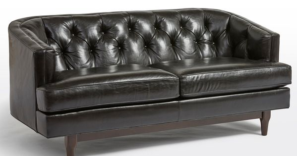 Monrowe Leather Loveseat Our Latest Designs In 2019 Leather