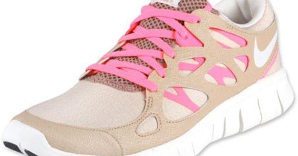 Original Chaussures de course Nike Free Run 2 PRM EXT W Femme couleur