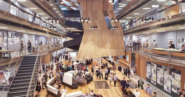 Gallery of melbourne school of design university of for University of melbourne landscape architecture
