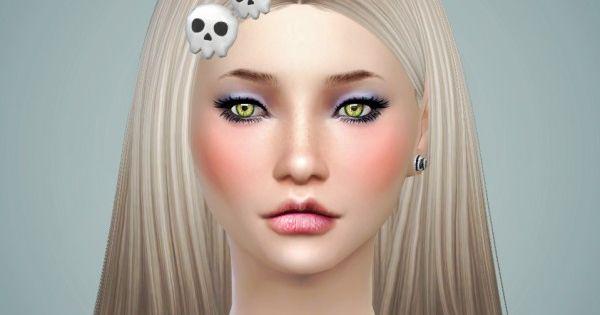 Jenni Sims Accessory Hair Sims 4 Downloads Sims Sims 4 Hair Pins
