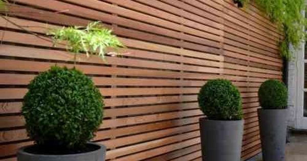 D co jardin zen ext rieur un espace de r flexion et de relaxation design - Cloison exterieur terrasse ...