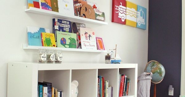 12 ikea hacks for the bookshelf everyone has storage hacks playrooms and organizing. Black Bedroom Furniture Sets. Home Design Ideas