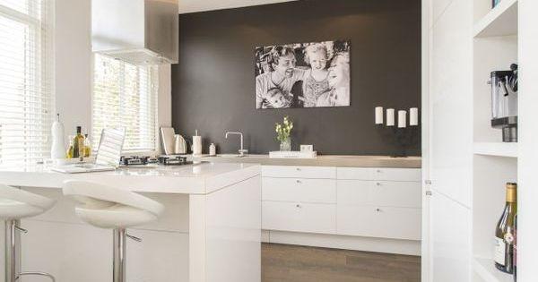 Kleine keuken inspiratie google zoeken keukens pinterest kitchens and kitchen colors - Kleine keuken ...