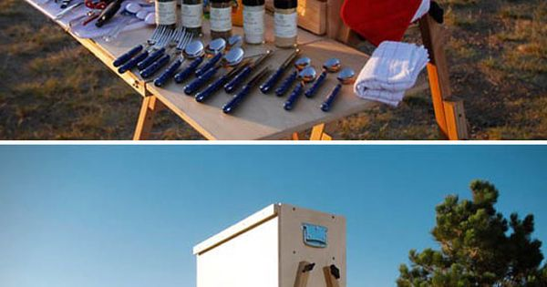 Awesome for the next family camping outing!