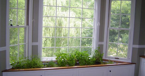 herb garden window
