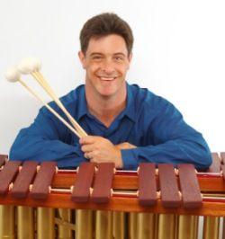 Create Idea Par de maquetas de Campana de Xil/ófono Marimba Glockenspiel con Varillas