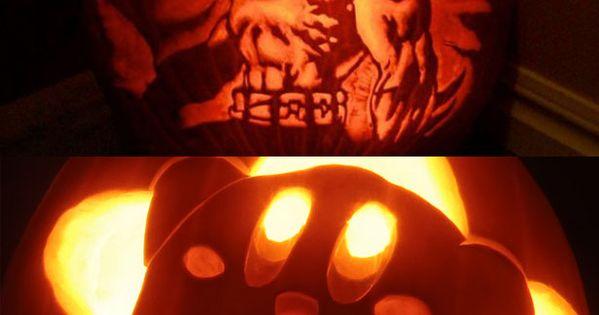 Nerdy Pumpkins