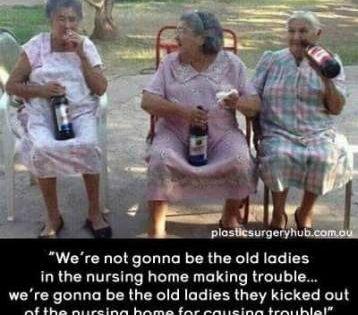 16 Trendy Birthday Humor Old Lady Funny Friends Funny Funny Birthday Meme Birthday Girl Quotes