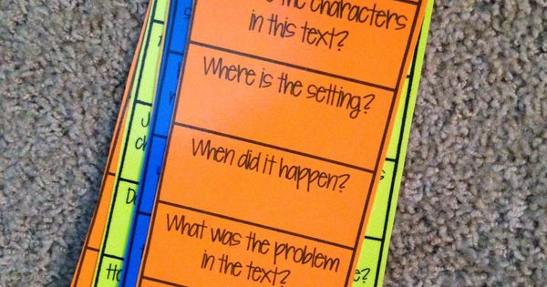 "Bloom's Taxonomy Ladders -- TpT printable to help students move past ""right"