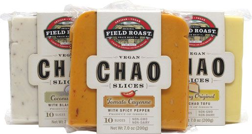 Field Roast Chao Cheese Slices Tomato Cayenne Vegan Grocery Best Vegan Cheese Vegan Alternatives