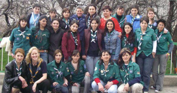 Girl Guides of Armenia Uniforms | Armenia Thinking Day ...