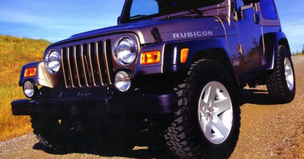 2006 Jeep Wrangler Rubicon With Hard Top Calandar Photo Dark